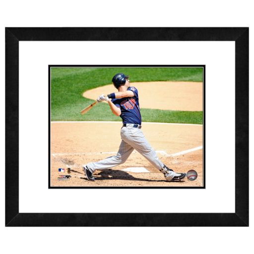 Minnesota Twins Joe Mauer Framed Wall Art