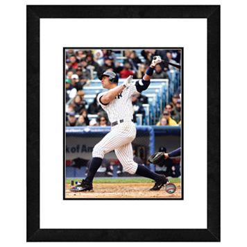 New York Yankees Alex Rodriguez Framed Wall Art