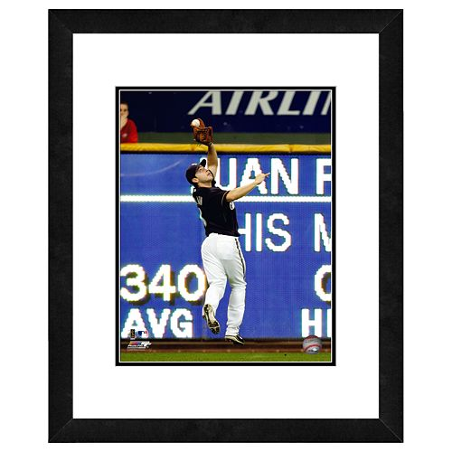 Milwaukee Brewers Ryan Braun Framed Wall Art