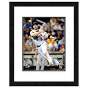 New York Mets David Wright Framed Wall Art