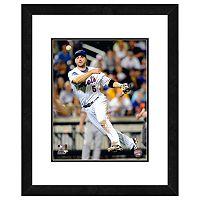 New York Mets David Wright Framed Wall Art
