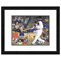 Los Angeles Dodgers Manny Ramirez Framed Wall Art