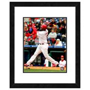 Philadelphia Phillies Ryan Howard Framed Wall Art