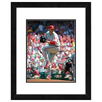 Philadelphia Phillies Roy Halladay Framed Wall Art