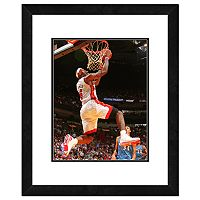 Miami Heat LeBron James Framed Wall Art