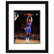 Denver Nuggets Carmelo Anthony Framed Wall Art