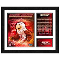Boston College Eagles Milestones & Memories Framed Wall Art