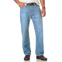 Men's Chaps 5-Pocket Straight-Fit Jeans