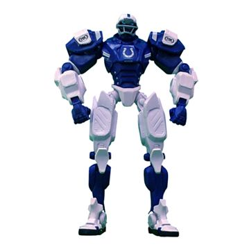 Indianapolis Colts Cleatus the FOX Sports Robot Action Figure