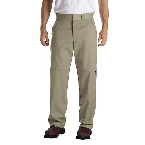 Men's Dickies Relaxed Straight Fit Double-Knee Twill Work Pants