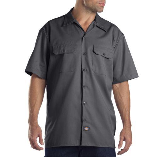 Dickies Original Fit Twill Work Shirt
