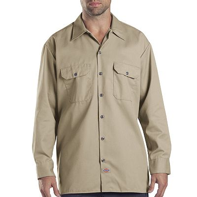 Dickies Original Fit Twill Work Shirt
