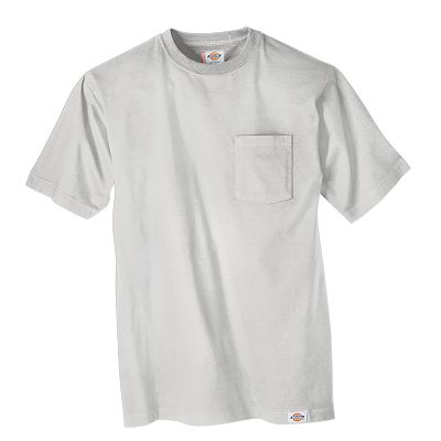 Dickies 2-pk. Relaxed Fit Pocket Tee