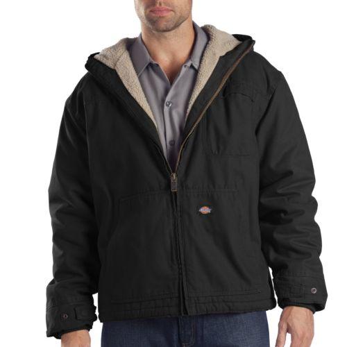 Dickies Lined Hooded Jacket - Men