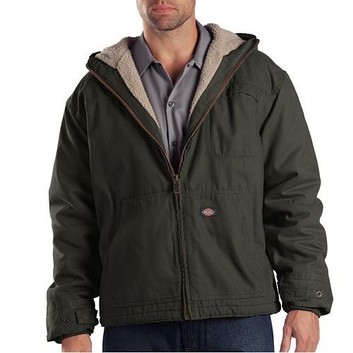 Men's Dickies Lined Hooded Jacket