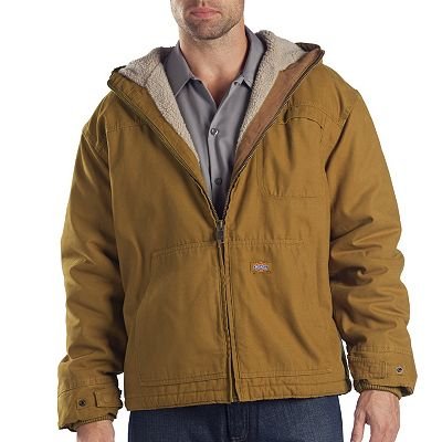 Dickies Lined Hooded Jacket - Men