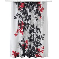 Apt. 9® Zen Leaf Fabric Shower Curtain