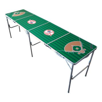 New York Yankees 2' x 8' Tailgate Table