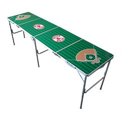 Boston Red Sox 2' x 8' Tailgate Table