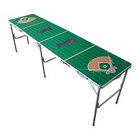 Atlanta Braves 2' x 8' Tailgate Table