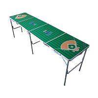 Kansas City Royals 2' x 8' Tailgate Table