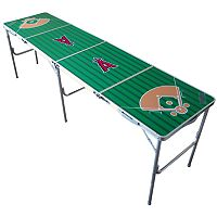 Los Angeles Angels of Anaheim 2' x 8' Tailgate Table