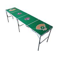 Washington Nationals 2' x 8' Tailgate Table