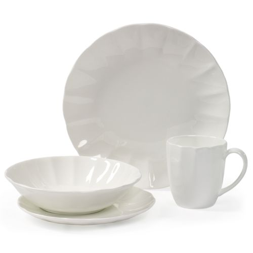 TU Studio Bellflower 16-pc. Dinnerware Set