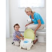The First Years 4-in-1 Potty Training System