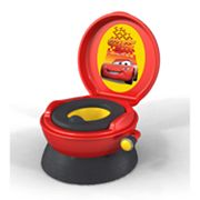Disney/Pixar Cars Rev and Go Potty System by The First Years