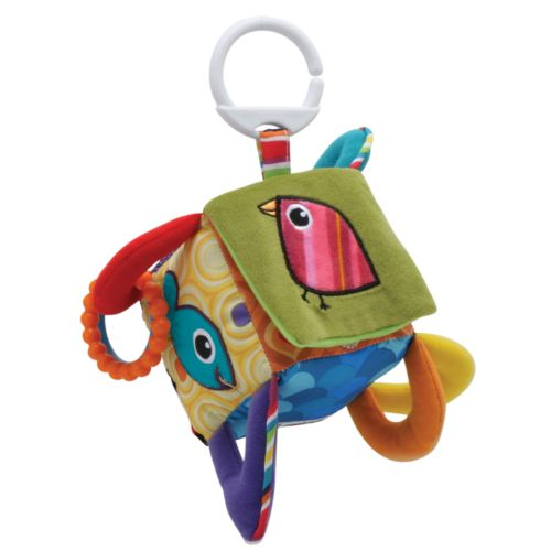 Lamaze Clutch Cube Toy