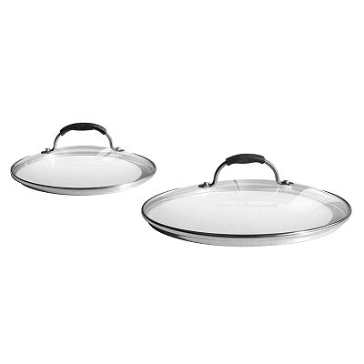 Cooking with Calphalon Glass Lid Set