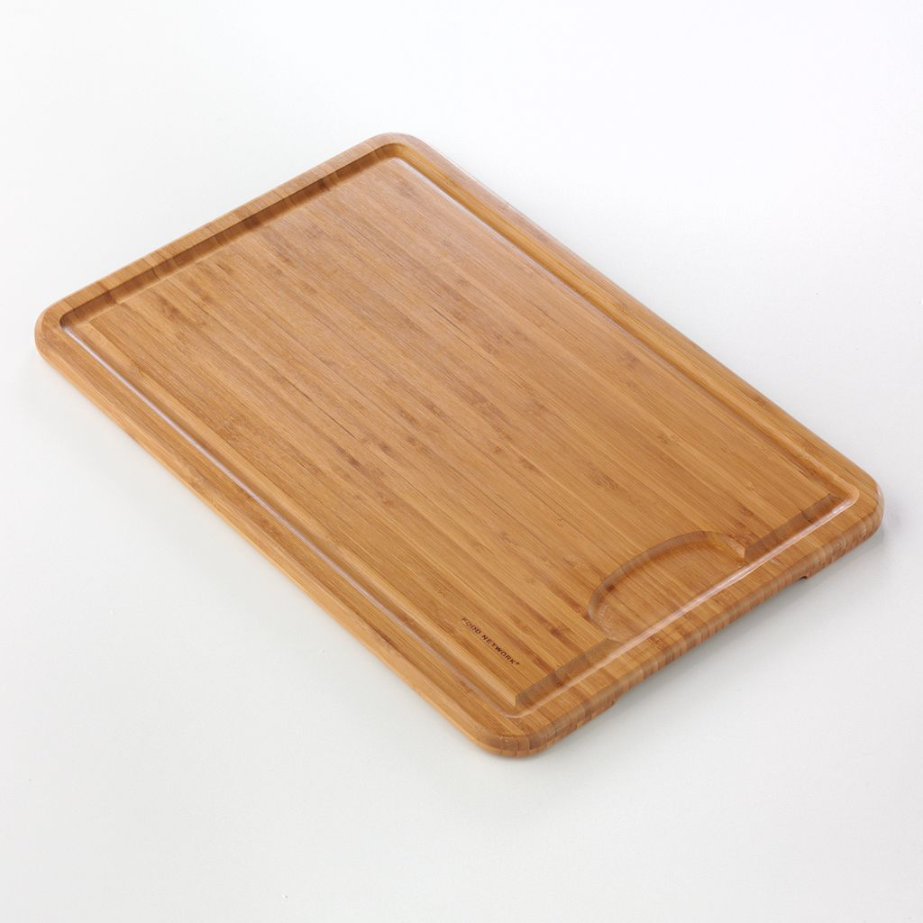 Food Network™ Bamboo Carving Board