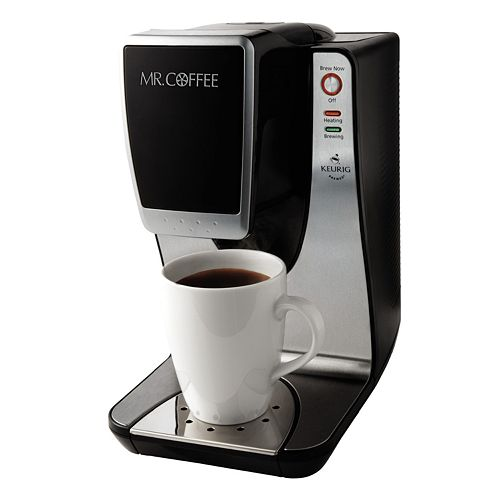 Mr Coffee Single Serve Coffee Maker Kohl S : Mr. Coffee Single Serve Coffee Maker