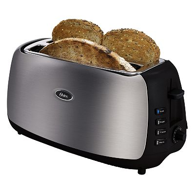 Oster 4-Slice Long Slot Toaster