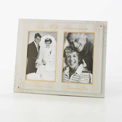 Malden 50th Anniversary 2-Opening Collage Frame