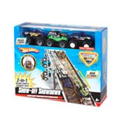 Hot Wheels Monster Jam Show-Off Showdown Set