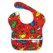 Bumkins Keith Haring Animals SuperBib