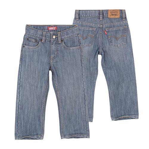 Levi's 514 Slim Straight-Leg Jeans $ 22.80