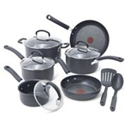 T-Fal Ultimate 12-pc. Hard-Anodized Cookware Set