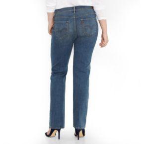 Plus Size Levi's® 512? Straight-Leg Jeans