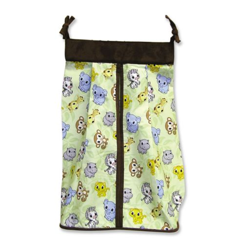 Trend Lab Chibi Zoo Diaper Stacker