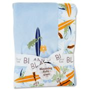 Trend Lab Surf's Up Receiving Blanket