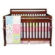 Trend Lab 4-pc. Cupcake Crib Bedding Set