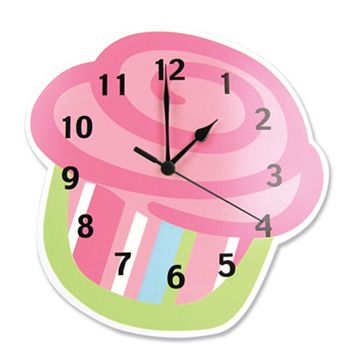 Trend Lab® Cupcake Wall Clock
