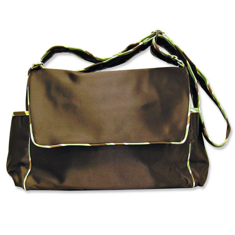 Trend Lab Vintage Messenger Diaper Bag