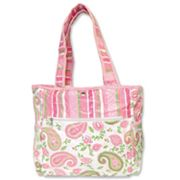 Trend Lab Paisley Tote Diaper Bag