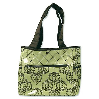 Trend Lab Vintage Tote Diaper Bag