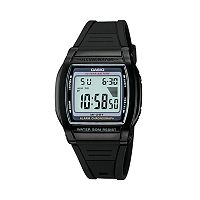 Casio Men's Digital Chronograph Watch - W201-1AV