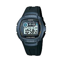 Casio Men's Illuminator Digital Chronograph Watch - W210-1BV